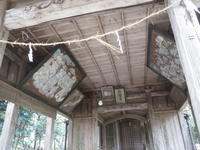 熊本県北部の大絵馬 - 陰翳の煌き