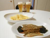 ワカサギの南蛮漬けが待っていた。 - のび丸亭の「奥様ごはんですよ」日本ワインと日々の料理