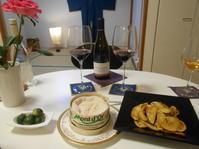 冬のチーズ「モンドール」を食べました! - のび丸亭の「奥様ごはんですよ」日本ワインと日々の料理