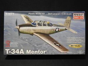 ミニクラフト1/48T-34Aメンター - サロン de アヴィオン