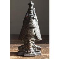 聖地モンセラの小さな聖母子像 16.2cm   /G038 - Glicinia 古道具店