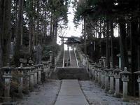 三峯神社から三十槌の氷柱 - 月の旅人~美月ココの徒然日記~