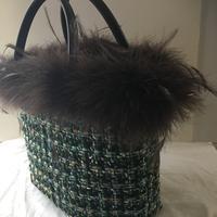 マラリッチファーのオーダーバッグ完成 - 妊婦さんの習い事「  ソーイング セラピー 」とその暮らし