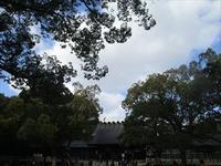 熱田神宮にて宮きしめんを食べる会、結成☆ - 占い師 鈴木あろはのブログ