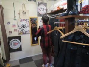 アラレの買い物 - 妖怪ブログ