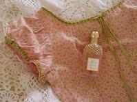 ゲランアクアアレゴリア×ピンクのコットンワンピース - LilyのSweet Style