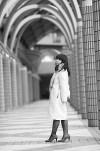 あみちゃん239 - モノクロポートレート写真館