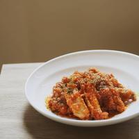 お昼ご飯〜手羽のトマト煮〜 - 料理教室 あきさんち
