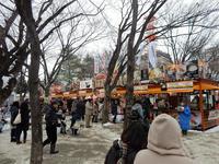 札幌雪祭り(2)大通公園を歩く - 日々を気ままに