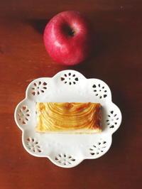 薄焼きアップルパイ - Baking Daily@TM5