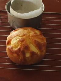 リンゴと練乳のケーキ - Baking Daily@TM5