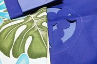 がま口ポーチのキット... - ほっと一息・・~Sakura's Hawaiian QuiltⅡ