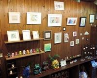『彩猫展』終了しました - 湘南藤沢 猫ものの店と小さなギャラリー  山猫屋