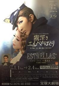 星組公演霧深きエルベのほとりエストレージャス - 水鏡 mizukagami