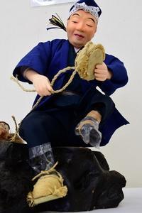 下崎雅之えんぶり人形展『えんぶりの里』 - あちゃこちゃばやばや 2