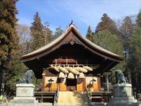 諏訪大社にて英気を養う会、結成☆ - 占い師 鈴木あろはのブログ