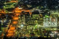 工場夜景和歌山 - toshi の ならはまほろば