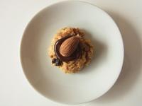 オートミールのクッキー - カタチ