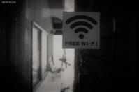FREE Wi-Fi - フォトな日々