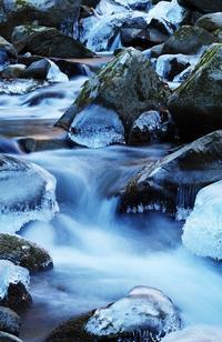 2019冬の竜門峡-3 - 自然と仲良くなれたらいいな2