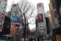 2月7日㈭の109前交差点 - でじたる渋谷NEWS