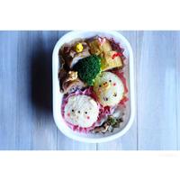 リラックマ弁当 - cuisine18 晴れのち晴れ