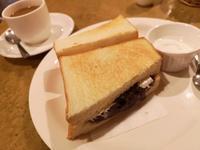小倉トースト - 腹ペコ旅行記