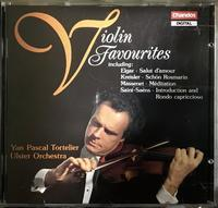 "♪661 Yan Pascal Tortelier "" Violin Favourites "" CD 2019年2月8日 - 侘び寂び"