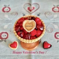 Valentine's Day と Salon du Chocolat - handvaerker ~365 days of Nantucket Basket~