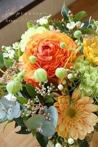 3月の1 Day Lesson ビタミンカラーのポップアレンジ - Impression Days