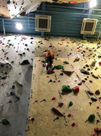 【スクール】 登攀塾 (2月6日) - ちゃおべん丸の徒然登攀日記
