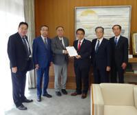 2月8日 知事への緊急要望を実施 - 自由民主党愛知県議員団 (公式ブログ) まじめにコツコツ
