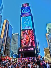 ニューヨーク (9)      タイムズ スクエア - 2 - 多分駄文のオジサン旅日記 2.0