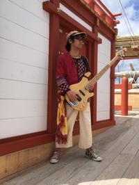 唯一無二!ボーカル&ベースのアンサンブル!! - ベーシスト伍次弦 低音ブログ