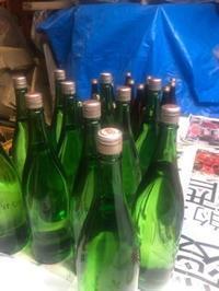「初しぼり」「祿」「純米吟醸ブルーラベル」などレッテル張り - 日本酒biyori