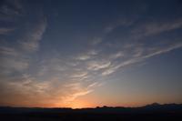 パノラマの丘②美しい時間 - 光画日記
