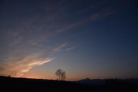 パノラマの丘③美しい時間 - 光画日記