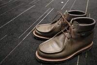Paraboot買いました。 - R&Dシューケアショップ 玉川タカシマヤ本館4階紳士靴売場内