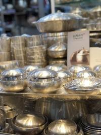 韓国の真鍮の器は素敵なだけじゃない - 今日も食べようキムチっ子クラブ(料理研究家 結城奈佳の韓国料理教室)