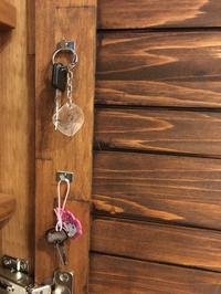 自転車の鍵。 - 岐阜・整理収納アドバイザーのブログ・おちつくおうち