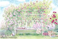 Rose tea time - Kyoko Fukunaga Blog