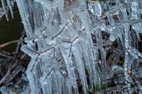 氷の世界 - デジタルで見ていた風景