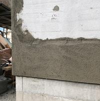 左官の外壁 - 佐々木善樹建築研究室・・・日々のコト・・・