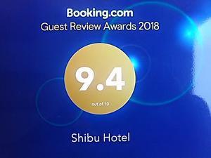 Booking.com クチコミアワード2018 -