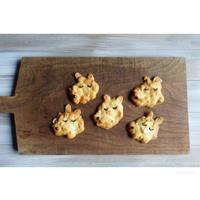 わんちゃんのクッキー - cuisine18 晴れのち晴れ