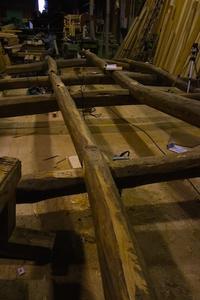 古材仮組 - 池内建築図案室 通信