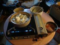 1週間に5回は湯豆腐 - ピンキージャンク