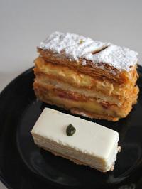 しろたえ『レアチーズケーキ』 - もはもはメモ2