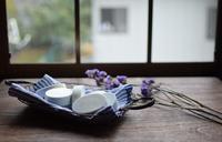 塩石鹸2種 - 菓野香な暮らし