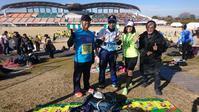 Fun Run日記 2018~19 いちのみやタワーパークマラソン201910km - Late for the Sky